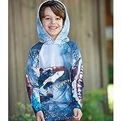 shark hoodie front