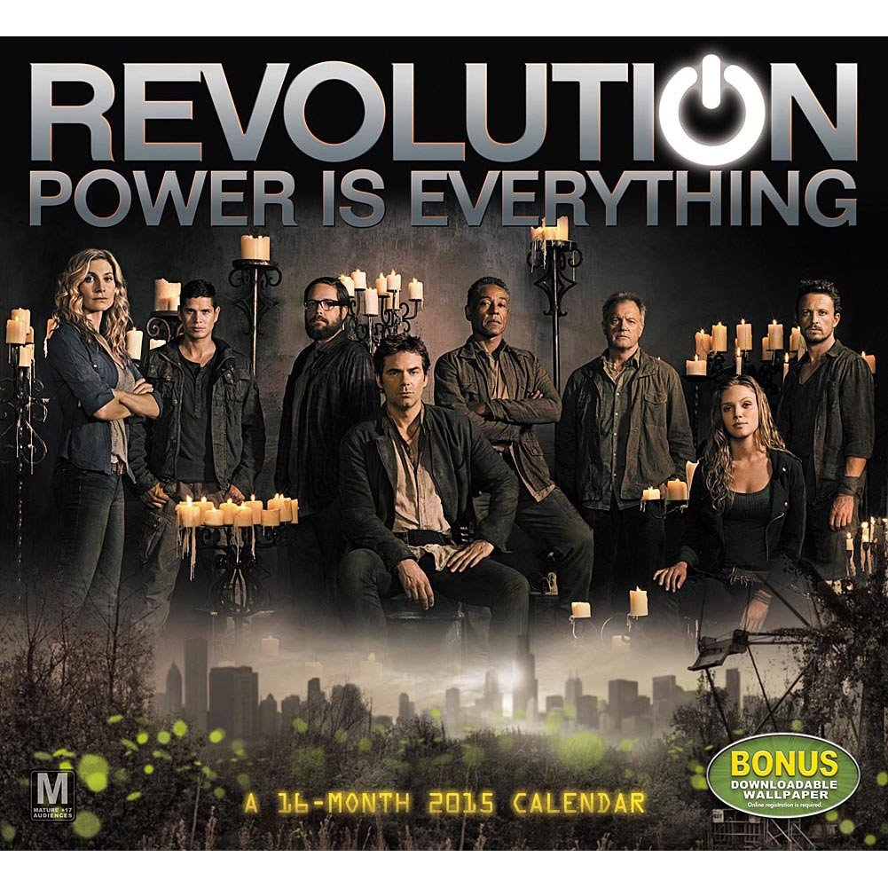 Post-apocalyptic gift: Revolution Calendar