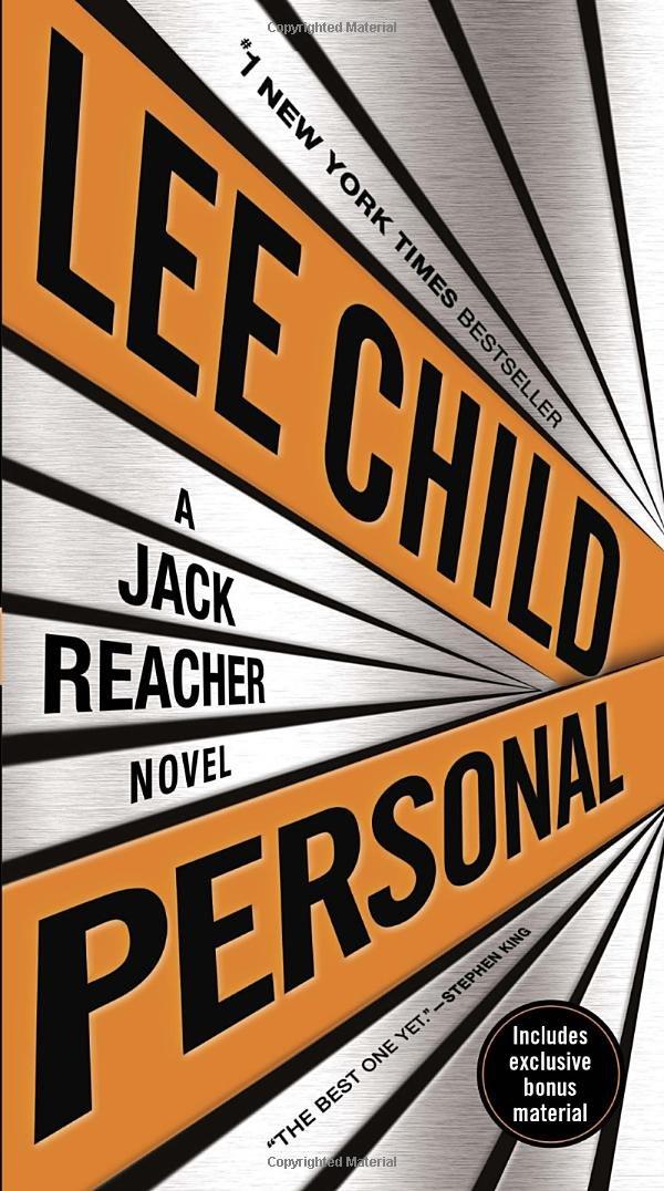 Personal (with bonus short story Not a Drill): A Jack Reacher Novel ISBN-13 9780804178754