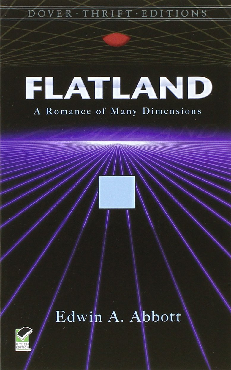 a description of the most interesting book to read as flatland Description: the book starts with a review of basic arithmetic, followed by basic operations, negative numbers, fractions, decimals, percents, and basic probability and statistics this is the foundation of all math the space devoted to each topic is proportional to how difficult most students find the topic, as well as how important the.