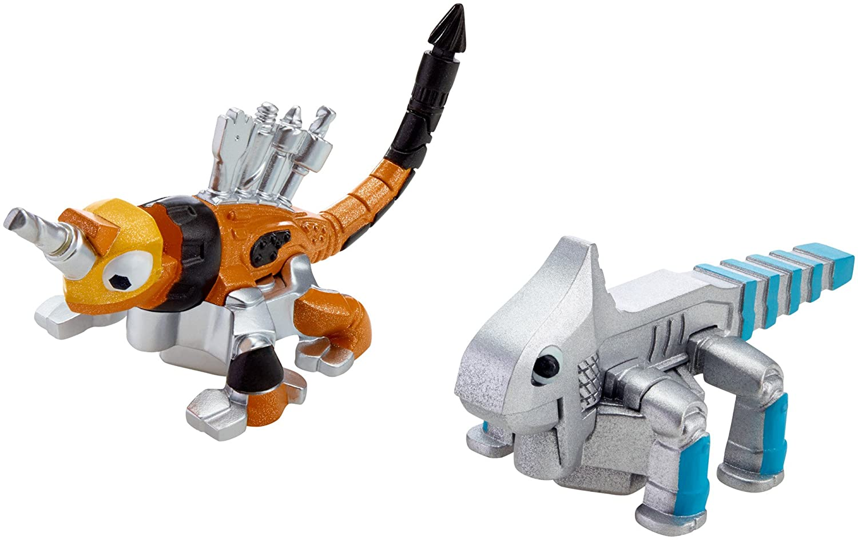 Dinotrux Diecast Ace & Click Clack Vehicles (2 Pack)