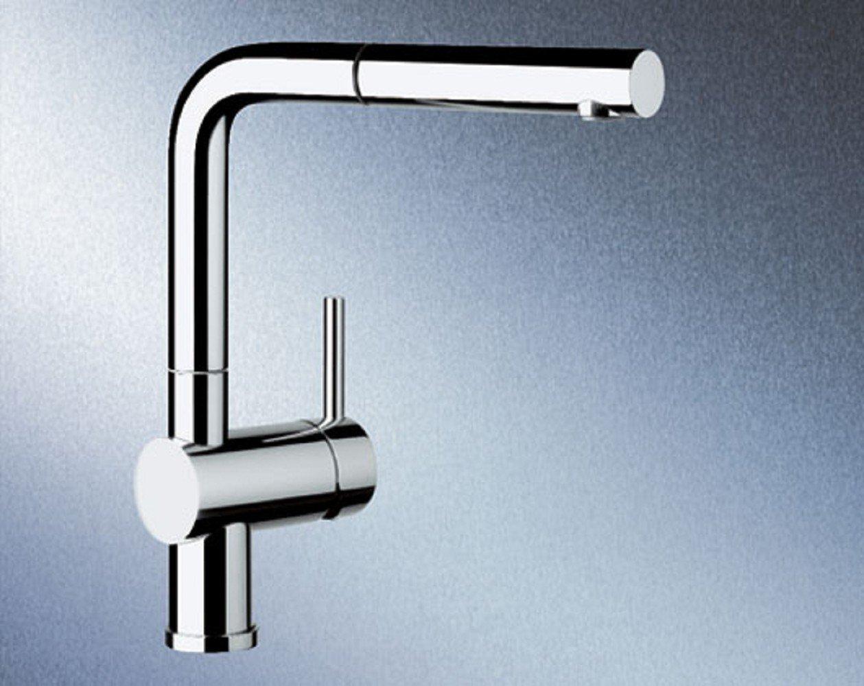 Blanco LinusS, Küchenarmatur, Niederdruck, chrom, 512200  BaumarktKundenbewertung und weitere Informationen