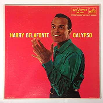 harry belafonte calypso lp