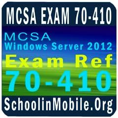 Windows-Server2012 Exam 70-410