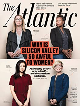 1-Yr The Atlantic Magazine Subscription