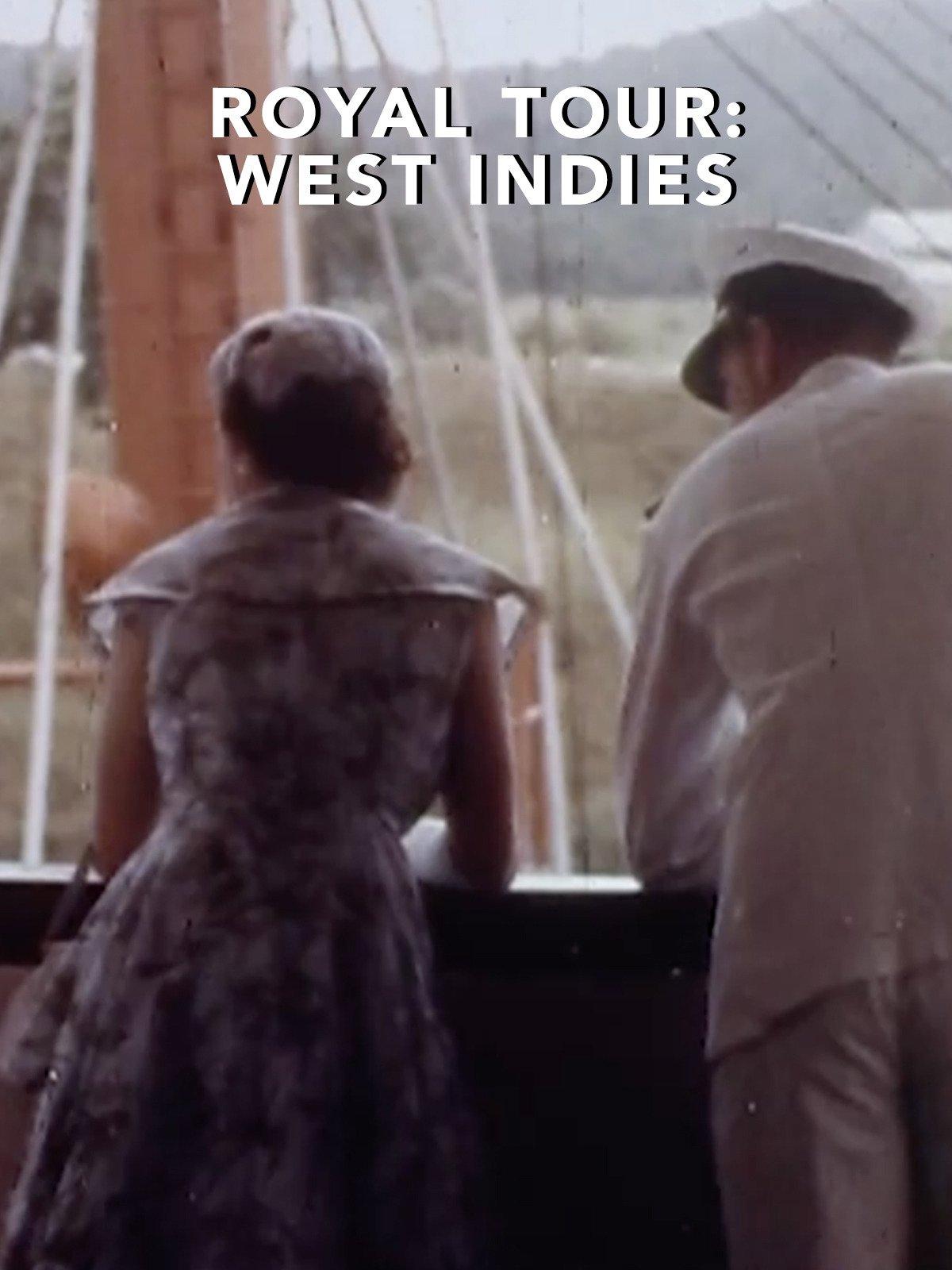 Royal Tour: West Indies