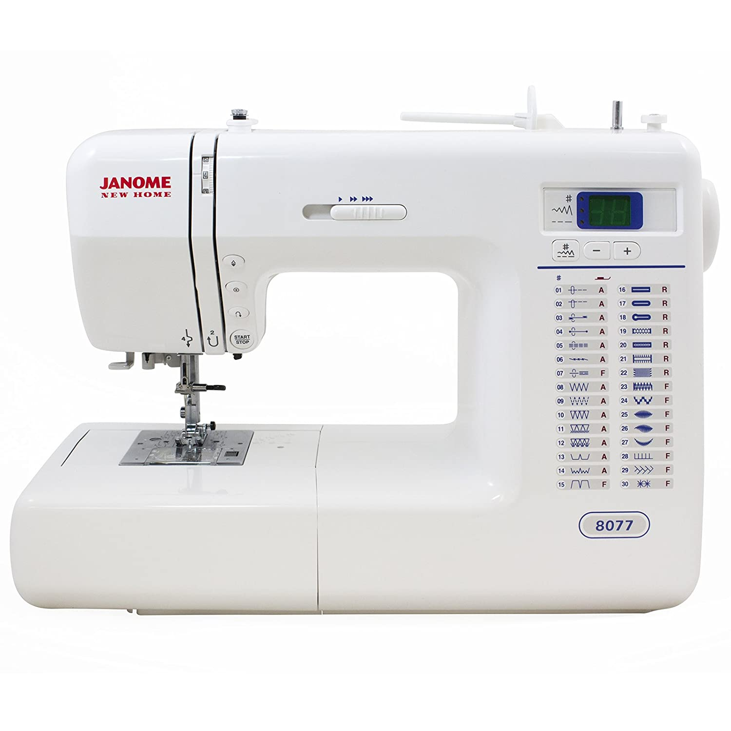 computerized sewing machine vs manual