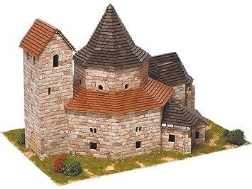 Maquette en céramique - Abbatiale d'Ottmarsheim, France