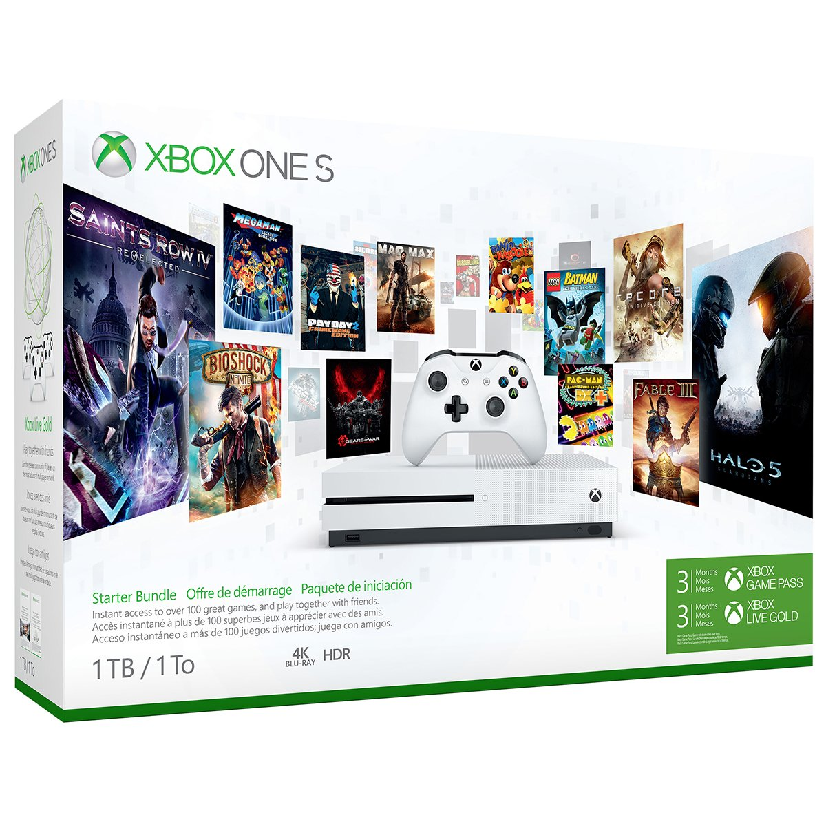 Xbox One Starter Bundle