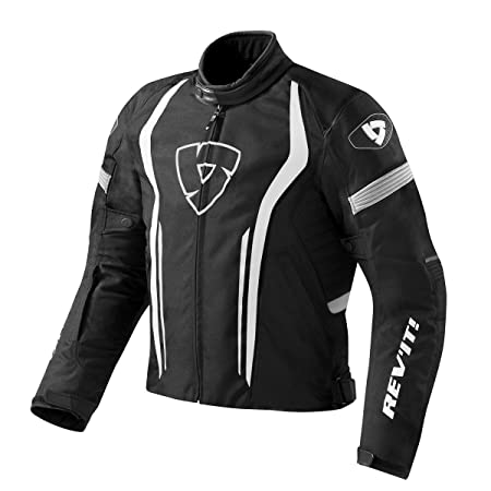 JACKET RACEWAY BLACK WHITE REVIT SIZE L
