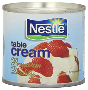 Nestle Table Cream  7 6 Ounce  Table Cream