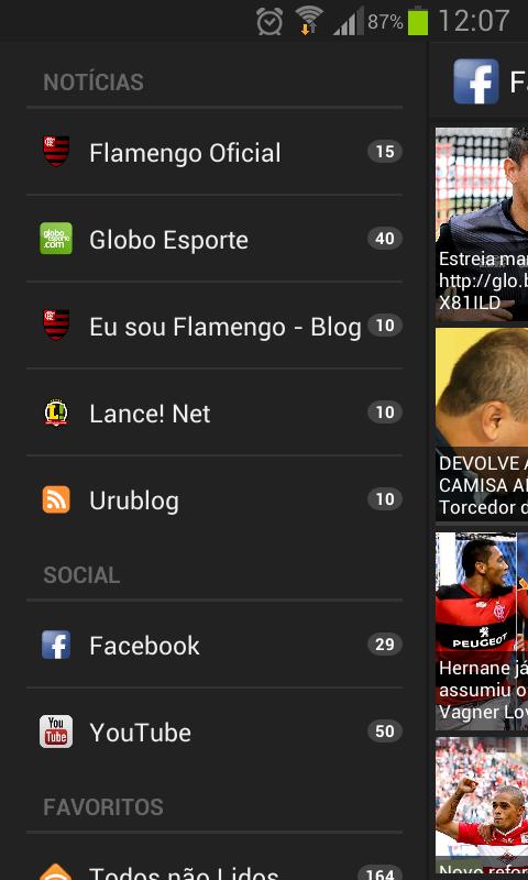 Amazon.com: Flamengo Notícias: Appstore for Android