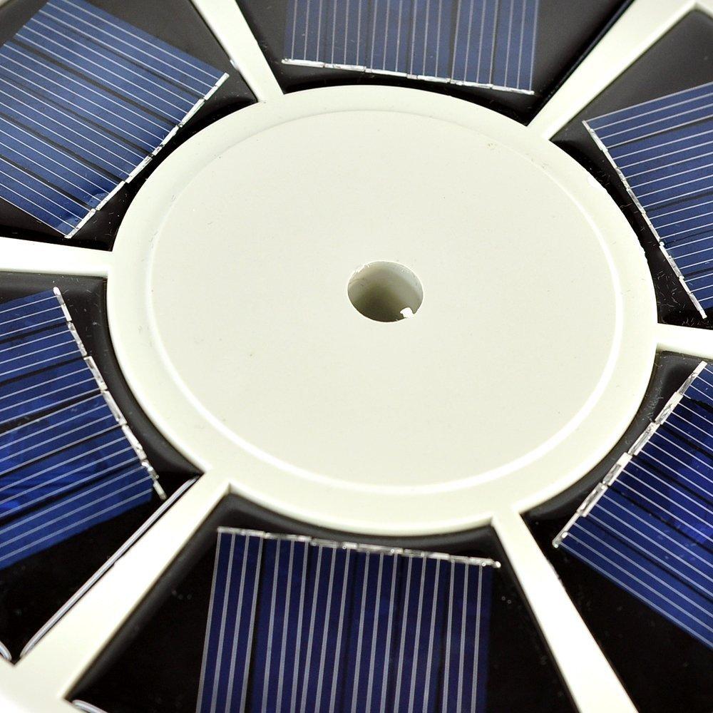 Factory Shop Solar Lights: Sunnytech Solar Power Flag Pole Flagpole Light Auto Active
