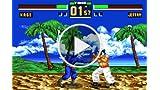 CGRundertow VIRTUA FIGHTER 2 for Sega Genesis Video...