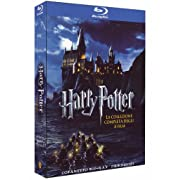 Post image for Harry Potter Komplettbox 1 – 7.2 [Blu-Ray] für 31,17€ *UPDATE*