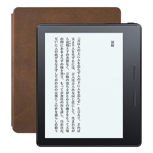 Kindle史上最薄・最軽量の「Kindle Oasis」が4月27日発売。価格は35,980円〜