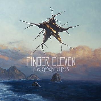 Finger Eleven � Five Crooked Lines