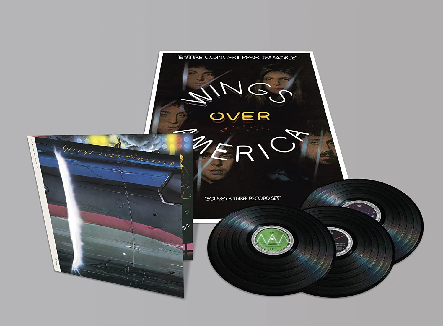 The long awaited return of quot wings over america quot on vinyl the sh t