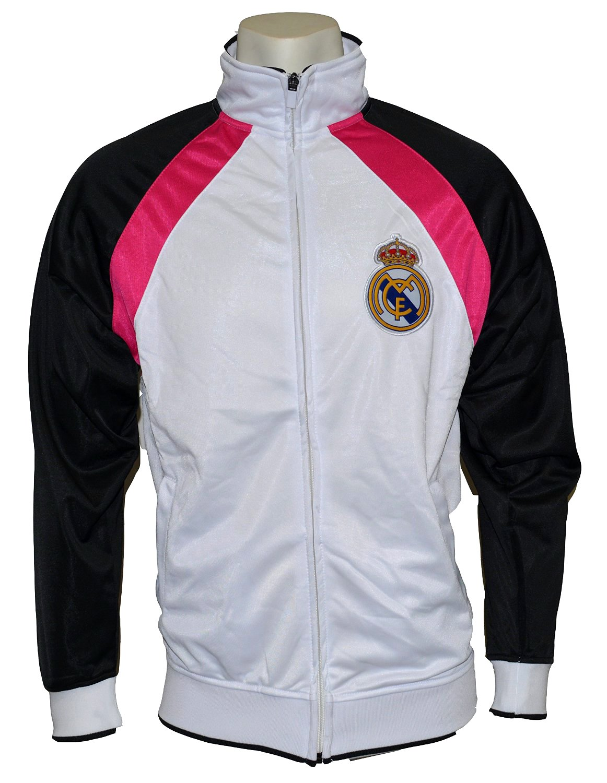 Real Madrid Presentation Track Jacket Real Madrid Track Jacket