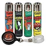 Bundle - 5 Items - Clipper Lighter