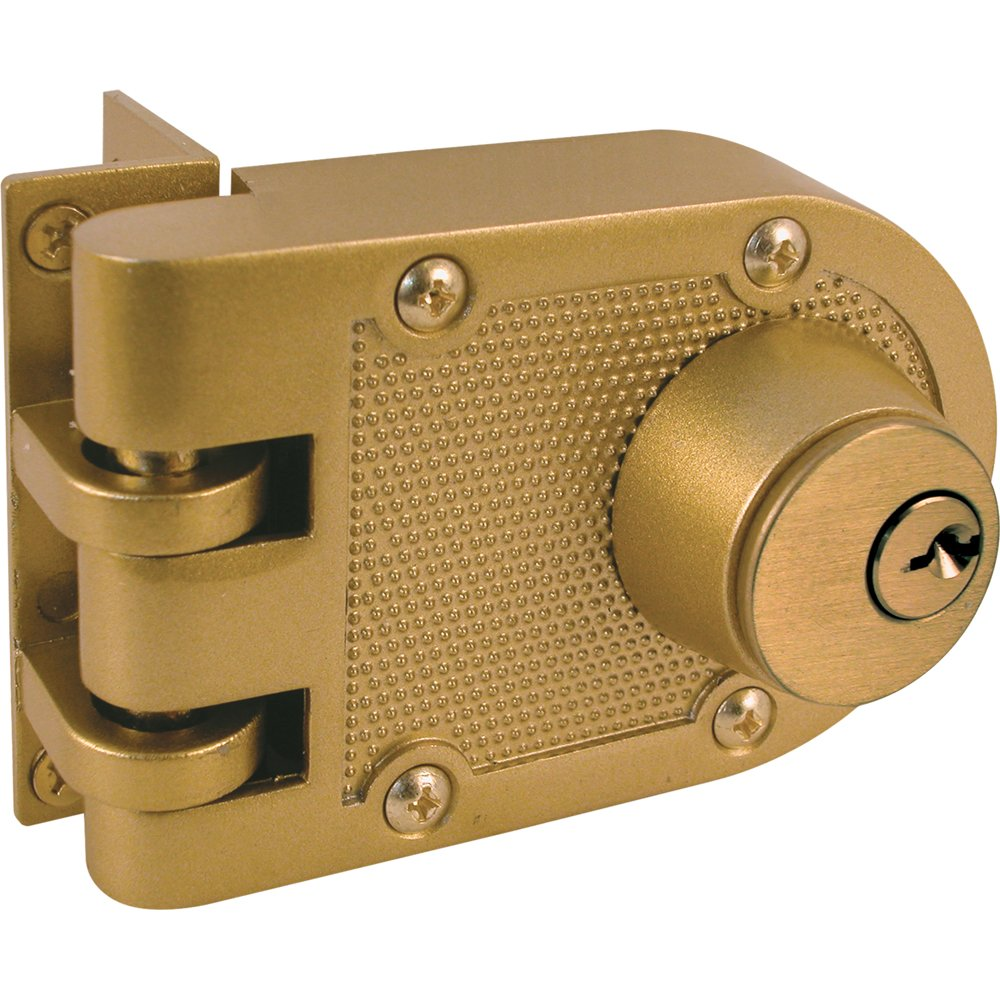 Jimmy Proof Deadbolt Locks