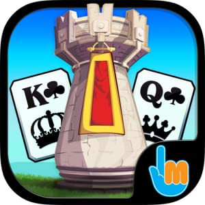 TriTowers - Solitaire by Megatouch LLC.