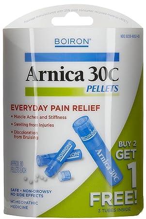 Отзывы Arnica 30 C Great Value 3 Tubes Pack Boiron 3 Tubes