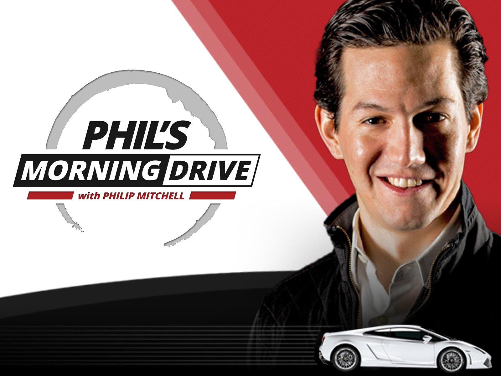 Phil's Morning Drive - Season 2