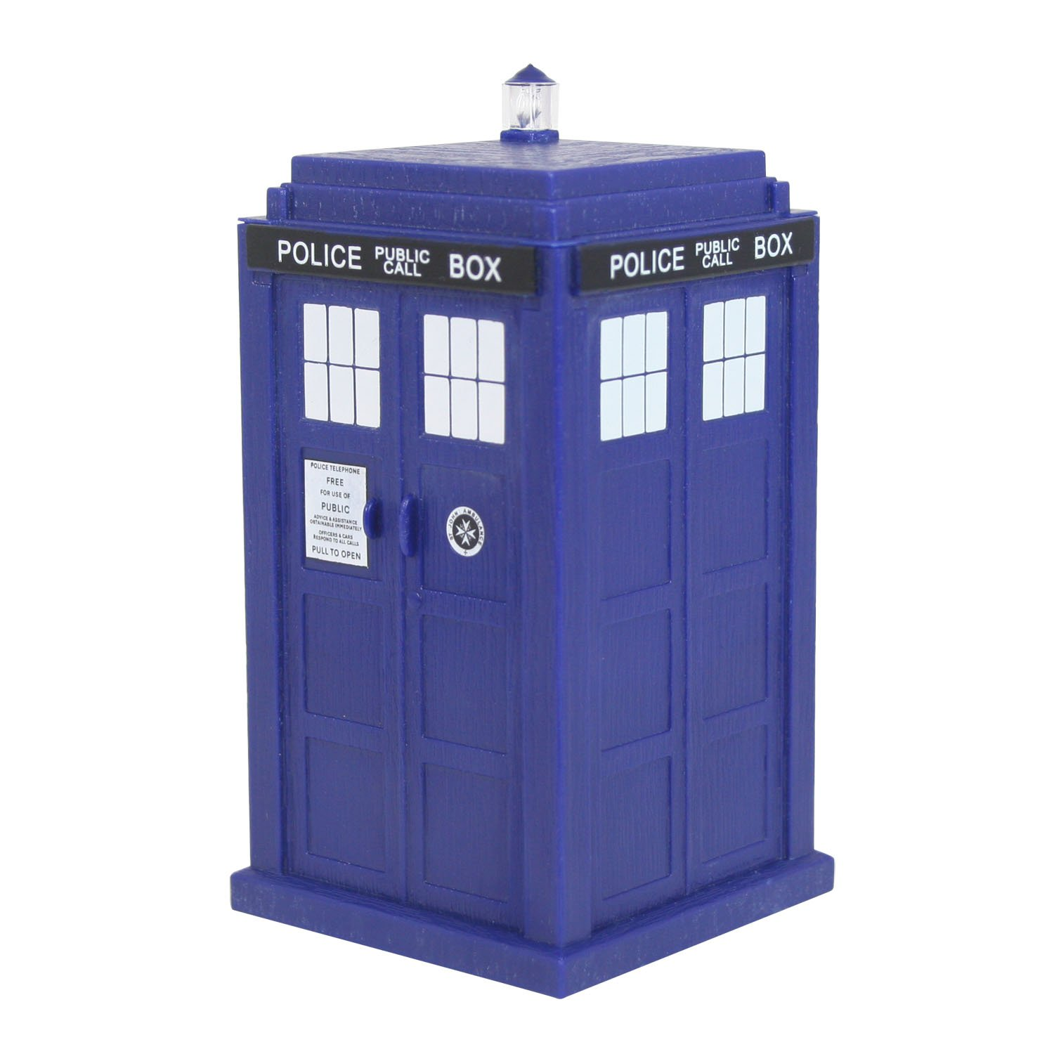 Doctor Who 12th Doctor Tardis Doctor Who Wind up Tardis-pull