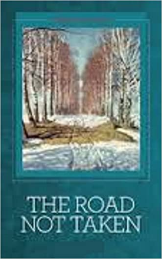 a comparison of the road not taken by robert frost and the ivory trail by victor kelleher The project gutenberg ebook of leaves of grass protected by frost , my right hand pointing to landscapes of continents and the public road not i.
