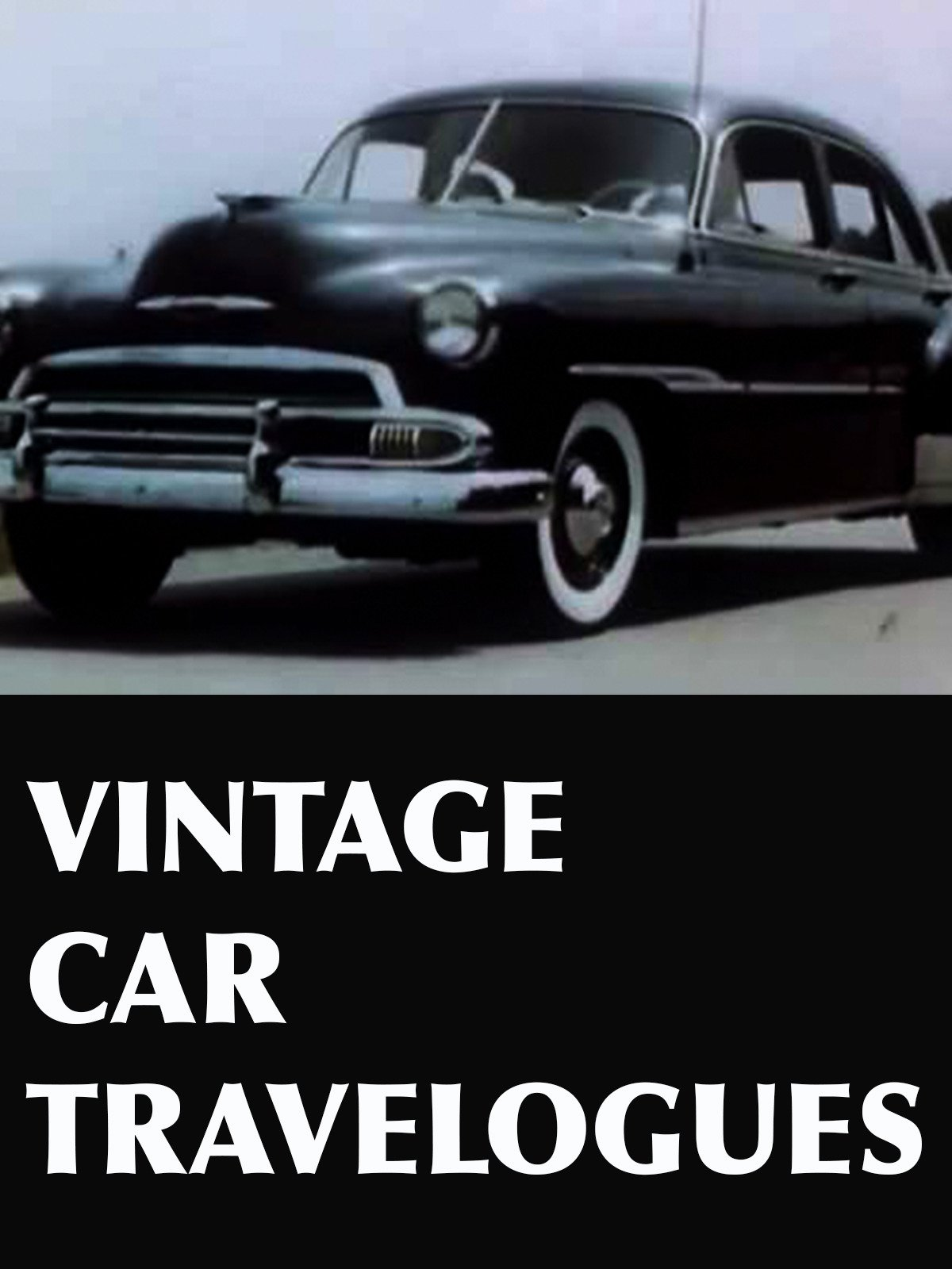Vintage Car Travelogues
