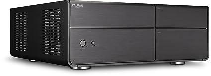 Zalman HD501 Boîtier pour PC sans alimentation Noir