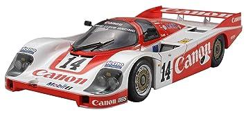Tamiya - 24309 - Maquette - Porsche 956 Canon - Echelle 1:24