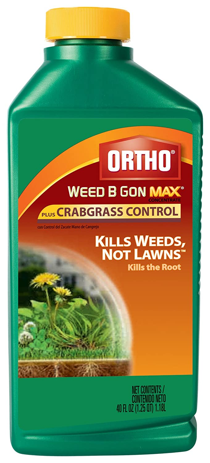 The Scotts Ortho Weed B Gon Max Crabgrass Control