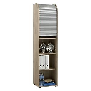FMD Möbel 292022 Jalousieschrank Profi 22 circa 72 x 190 x 39 cm, eiche  Kritiken und weitere Infos
