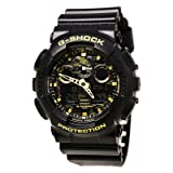 Casio Men's GA-100CF-1A9CR G-Shock Camouflage Watch With Black Resin Band (Color: Camouflage, Tamaño: One Size)