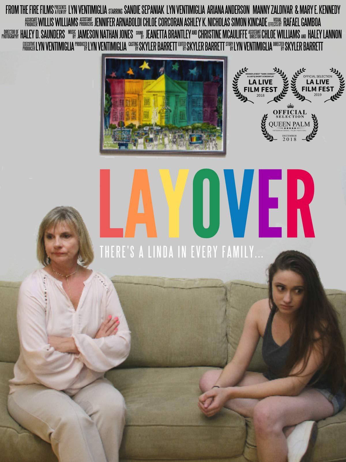 Layover on Amazon Prime Instant Video UK