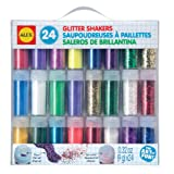 ALEX Toys Artist Studio 24 Glitter Shakers (Color: Multi)