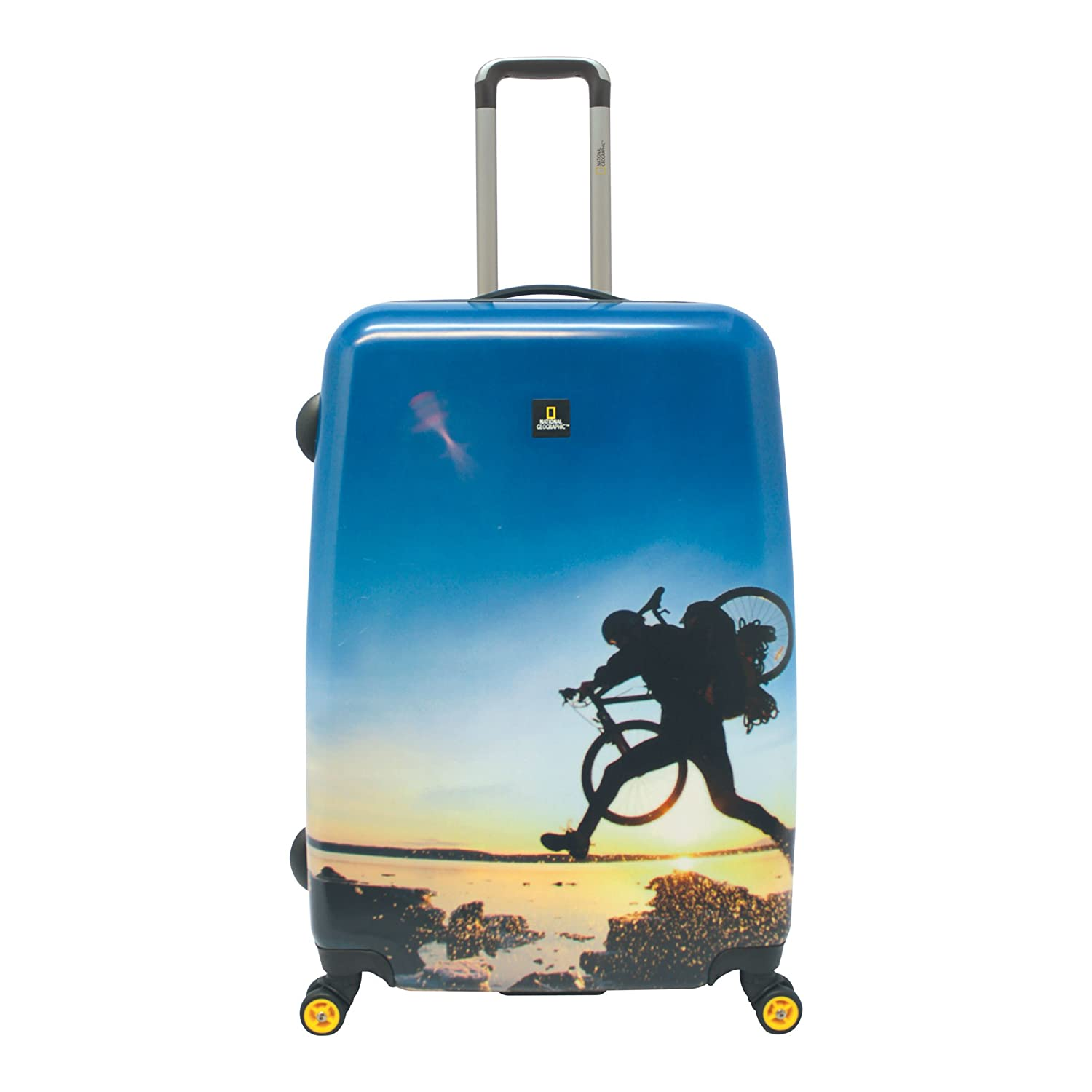 National Geographic Adventure of Life X-Biker 4-Rollen-Trolley 78 cm x-biker