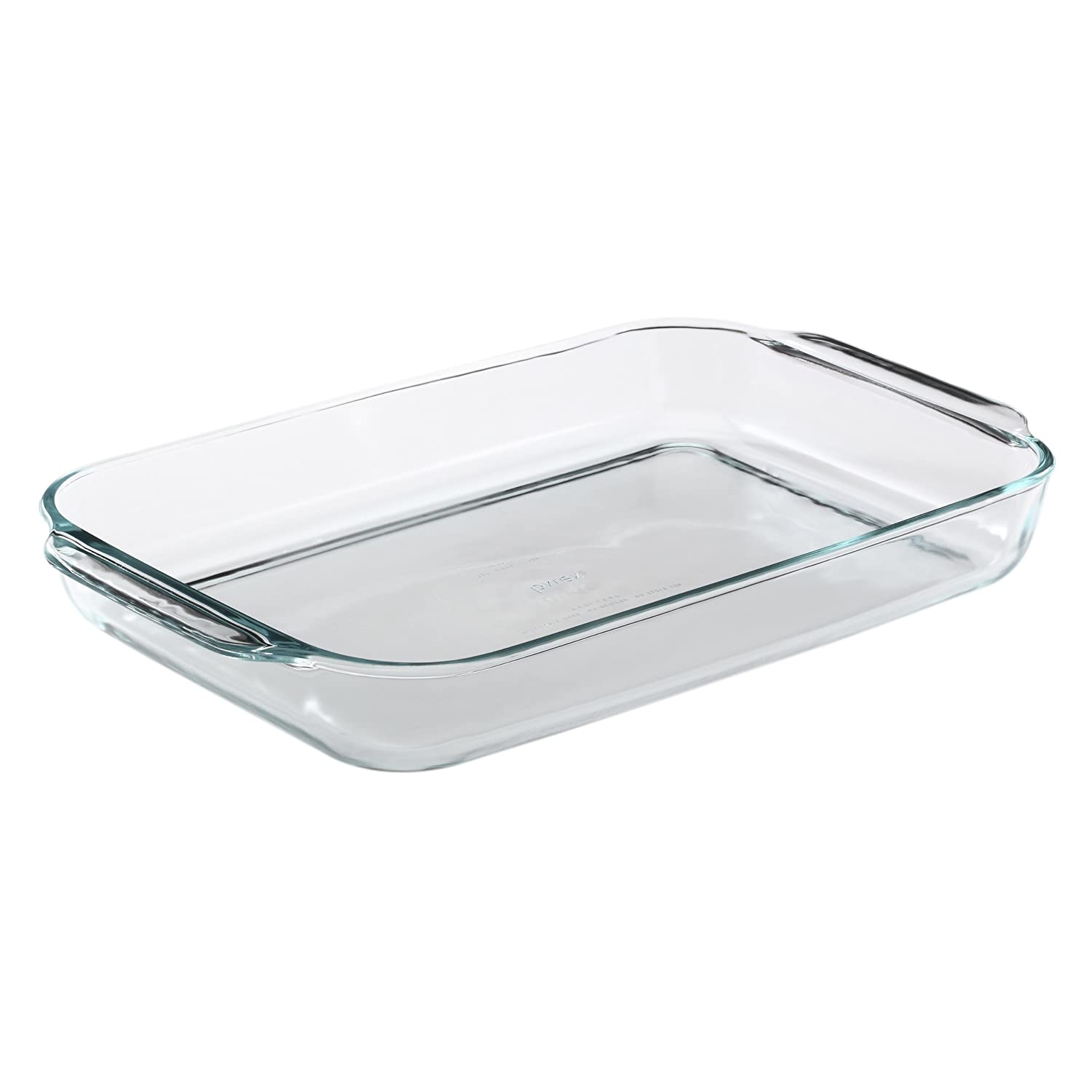 Baking Dish Rectangular Clear Glass Bakeware Pyrex 4 8