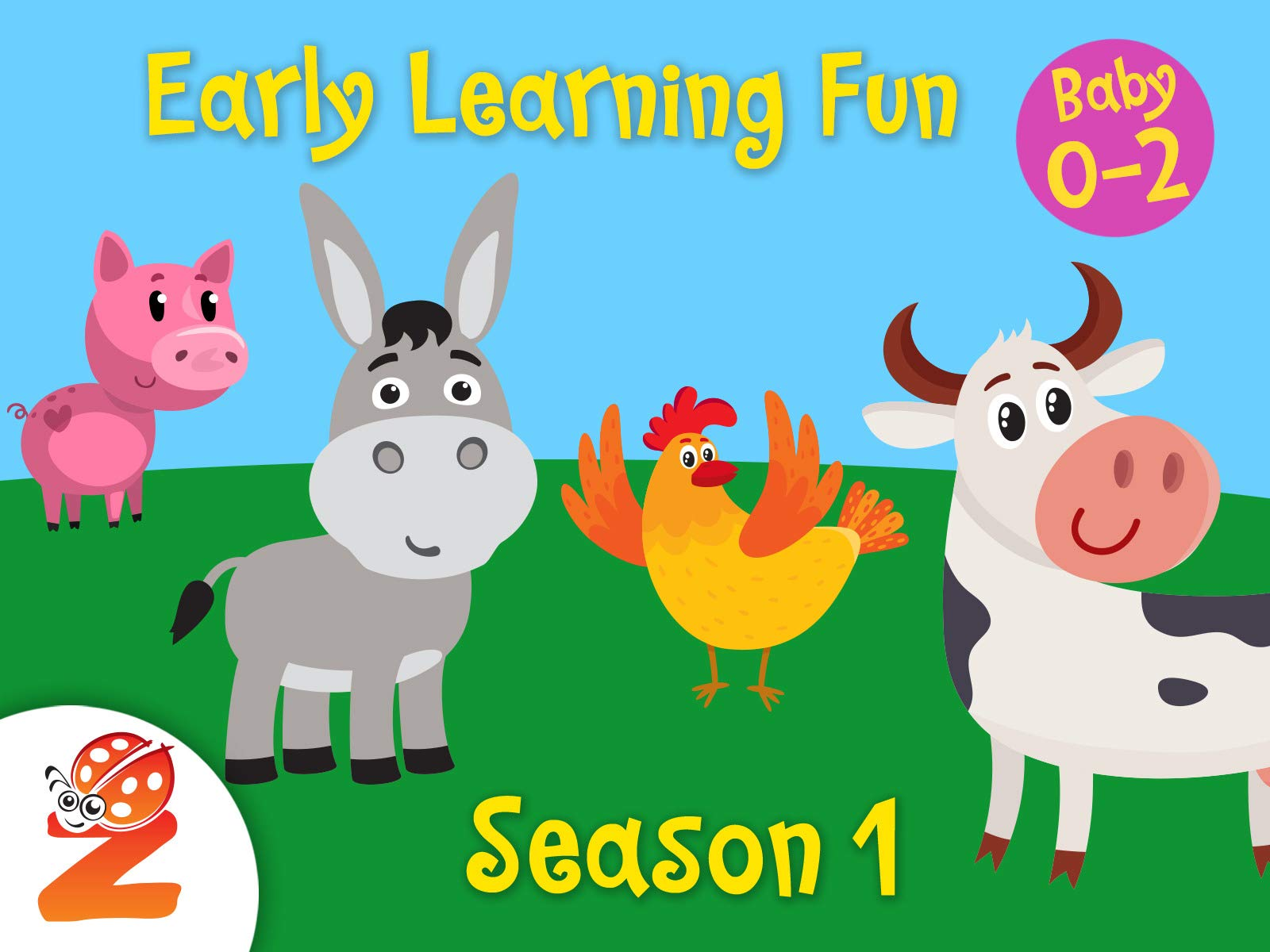 Early Learning Fun - Season 1