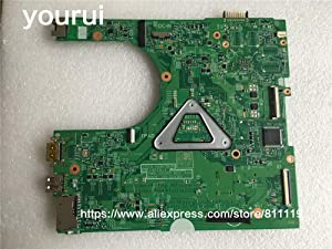 Pukido yourui 6KTJF 06KTJF 14216-1 mainboard For Inspiron 14-3458 3458 laptop For motherboard i3 5005U 2.0 GHz DDR3L GeForce 920M Plug Type: 6KTJF