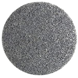 10 Pack 2 Benchmark Abrasives Extra Coarse Roloc Strip /& Clean Discs