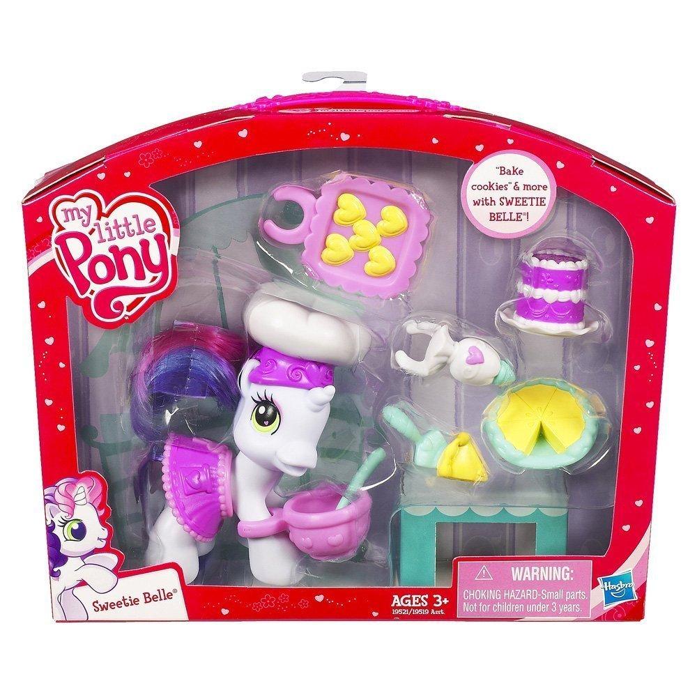 My Little Pony – Sweetie Belle – Bake Cookies & more with Sweetie Belle (Backzeit) – OVP günstig