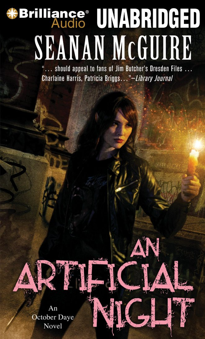 An Artificial Night, October Daye Book 3 - McGuire, Seanan