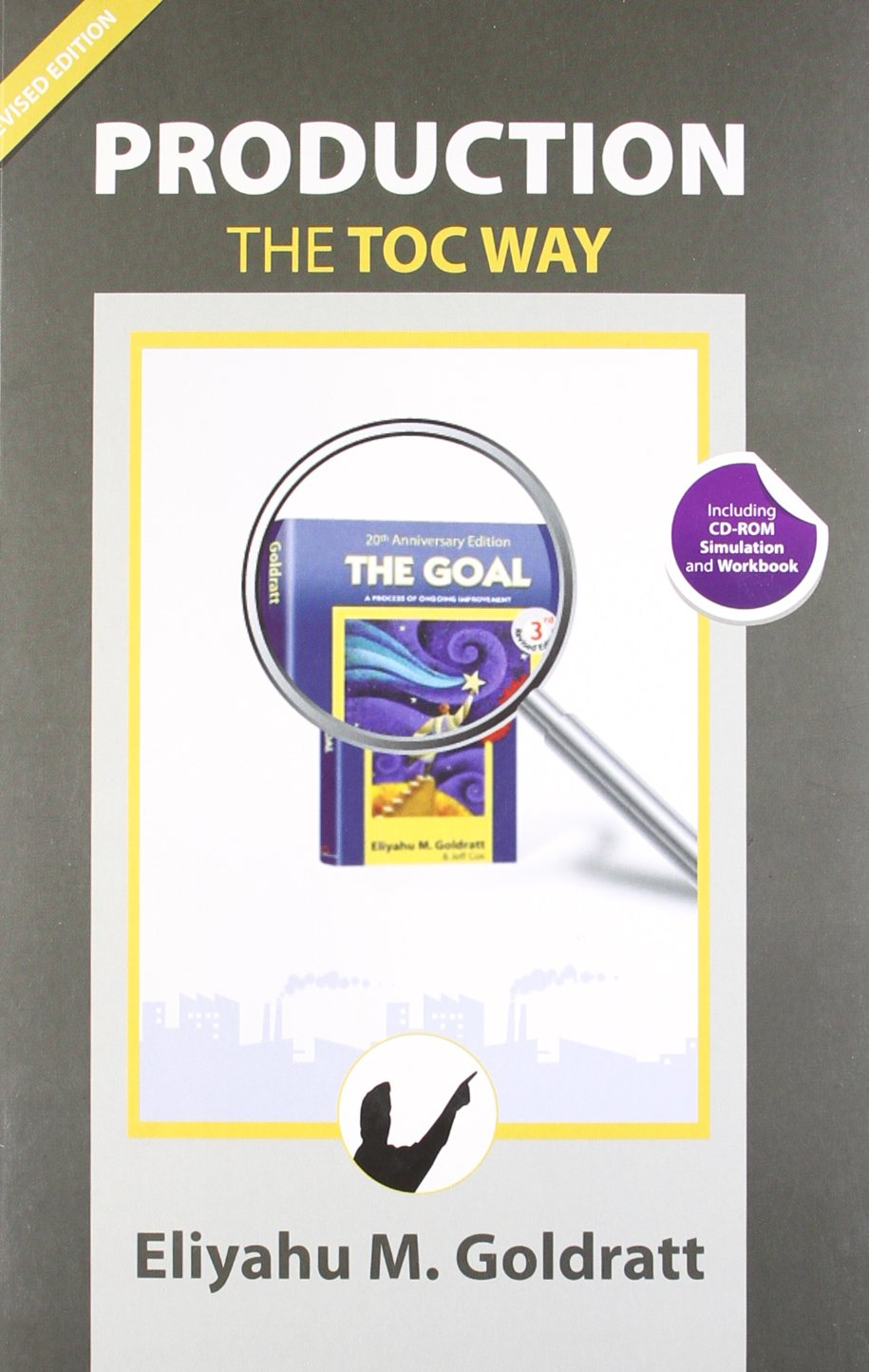 Buy Production The Toc Way Book Online At Low Prices In India  Production  The Toc Way Reviews & Ratings  Amazon