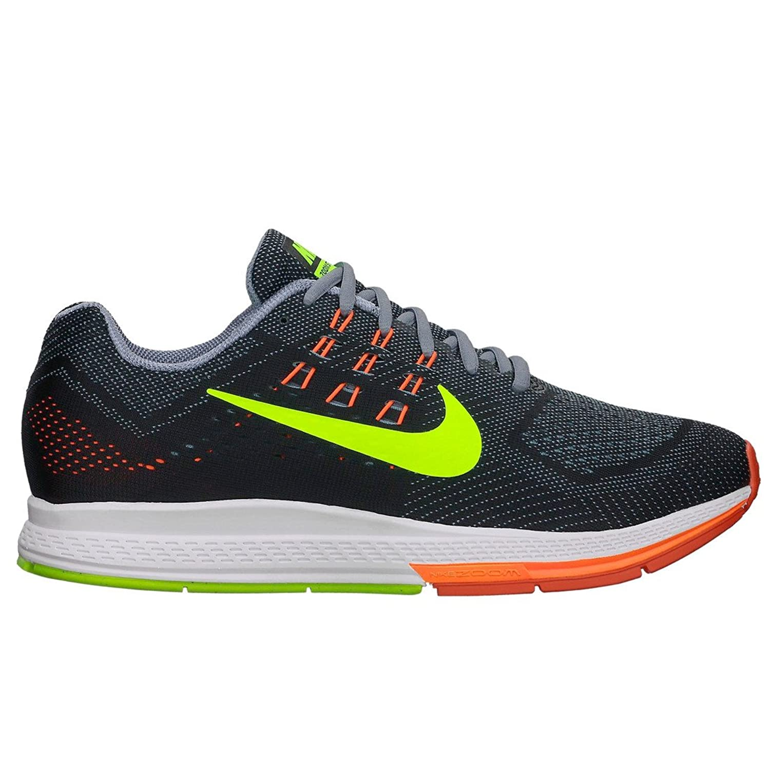 Images for Nike Men`s Zoom Air Structure 18 Running Shoes - Extra Wide (4E)  Size 11