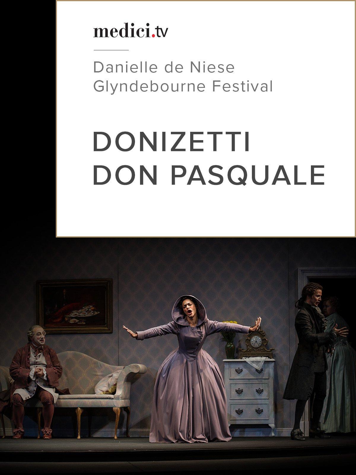 Donizetti, Don Pasquale