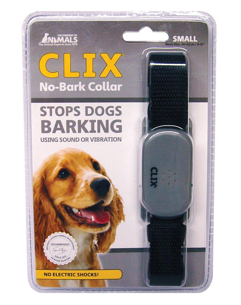 COA No-Bark Collar Small
