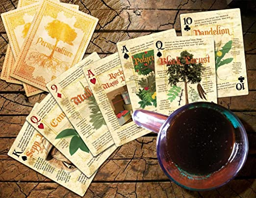 Top Deck Cards: Permaculture Playing Cards 2014 Review
